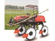 永佳3WSH-500自走式水旱两用喷杆喷雾机