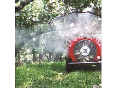 永佳3WZ-400LD风送式喷雾机