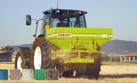 DEBONT(德邦大为) XPL1200 撒肥机
