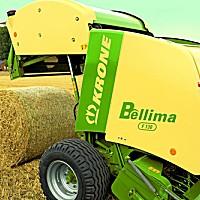 科羅尼Bellima-F130壓捆機