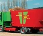 斯特劳曼2001DSF自走式饲料搅拌车