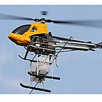 津宇神龙SLA-260农林植保无人直升机