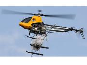 SLA-260農林植保無人直升機