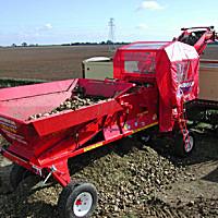 CTM500系列甜菜清理装载机