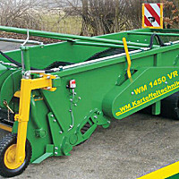 WM1450VR土豆挖掘機