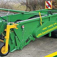 WM1450VR土豆挖掘机
