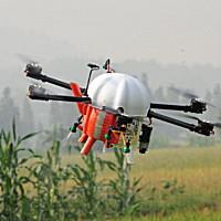 銀通15kg六軸植保無人機