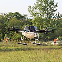 度昂DA-ZB1300植保无人机