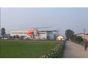 TH120-I超低空遥控飞行植保机