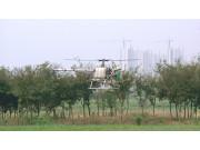 易飛翔10KG油動植保無人機