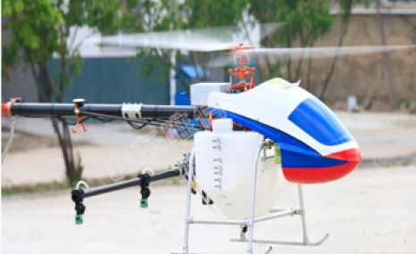山東唯信17公斤級電池動力無人機