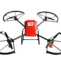 黑蜻蜓3WHQT-4S型值保無人機