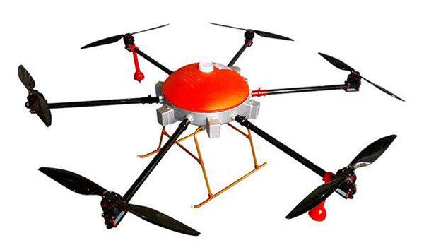 黑蜻蜓3WHQT-8A型值保无人机