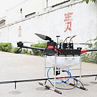 唯信15公斤級多旋翼噴藥飛機