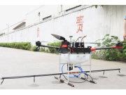 唯信15公斤级多旋翼喷药飞机