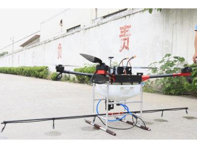 山东唯信15公斤级多旋翼喷药飞机