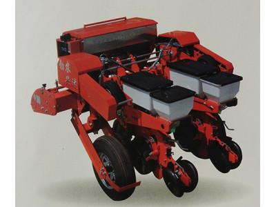 勃农2BZM-2型指夹式免耕精密播种机