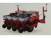勃农2BZM-4型指夹式免耕精密播种机