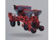 勃农2BFMQ-2型免耕施肥精密播种机
