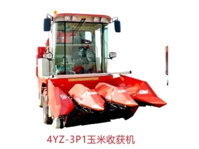 兰石兰驼4YZ-3P1玉米收获机