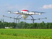 3WX-65A電動六旋翼植保無人機