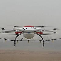 博航3WX12-15A電動十二旋翼植保無人機