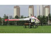 3ZD-10A油動單旋翼植保無人機