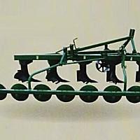 勃農1LSF-435型松翻兩用犁