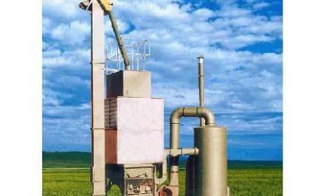 勃農5HTJ-1.0谷物干燥機