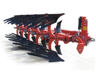 眾榮HRPB7五鏵全懸掛液壓翻轉犁