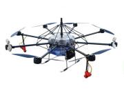 8旋翼电动植保无人机
