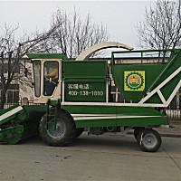 斯达康4QZ-140玉米茎穗兼收机