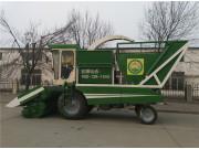 4QZ-140玉米茎穗兼收机