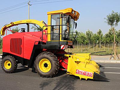 北京德樂4QZ-830自走式青貯飼料收獲機