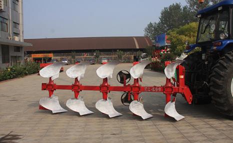 農哈哈1LF-535型液壓翻轉犁