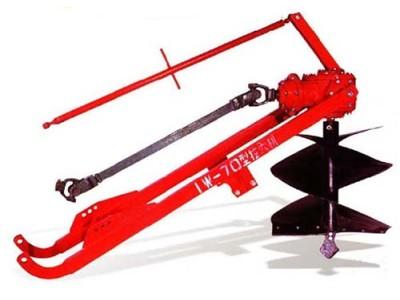 春翔1W-50挖穴机