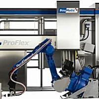 博美特ProFlex机器人挤奶机