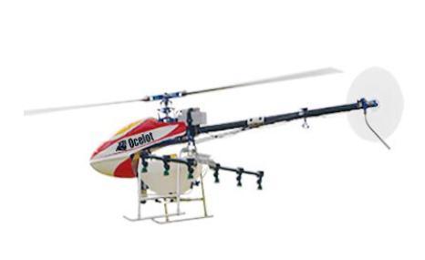 星空SH-15型直升植保無人機