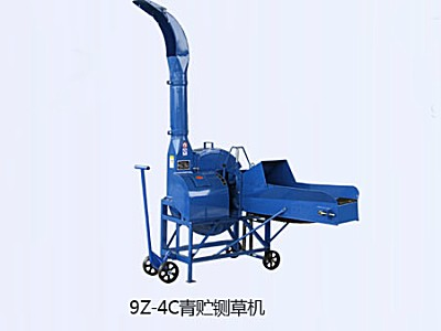 河南四达9Z-4C青贮铡草机