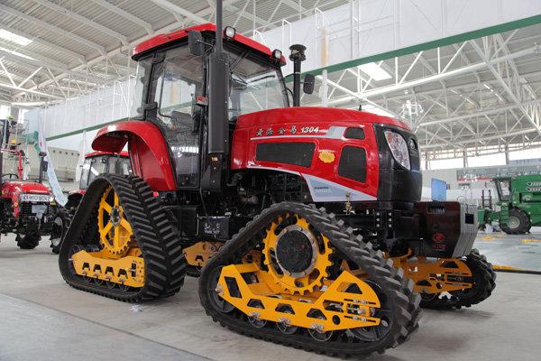 黄海金马1304轮式拖拉机