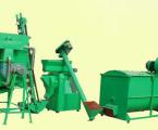 曲阜圣隆SL-250環模飼料顆粒機組