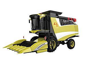 四平东风4YZ-8(2000)轴流玉米收获机