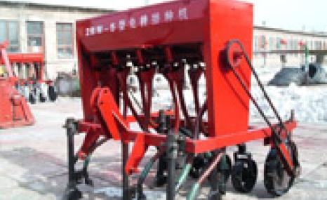 得利新2BM-10免耕播種機