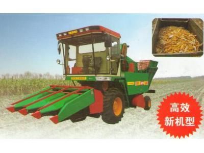 万通奥特丰4YZ-Q型玉米收割机