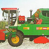 奧特豐4YZ-Q4型玉米收獲機