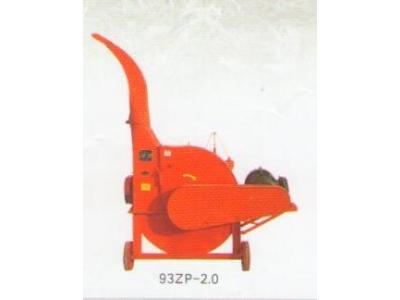 万通奥特丰93ZP-2.0铡草机