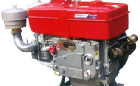 亚美柯ZS1115单缸柴油机