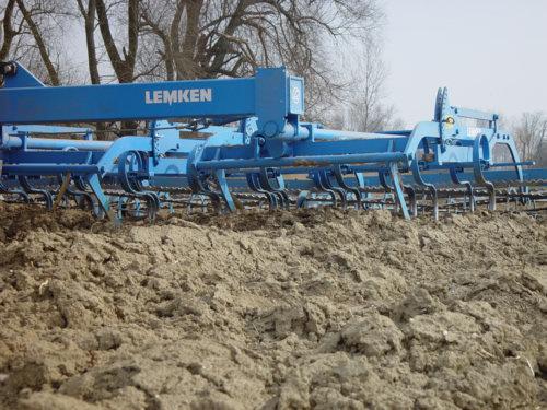 德國雷肯(LEMKEN)System-Kompaktor苗床播前整地機