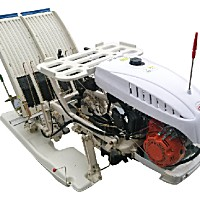 巴山2Z-2手扶式插秧机