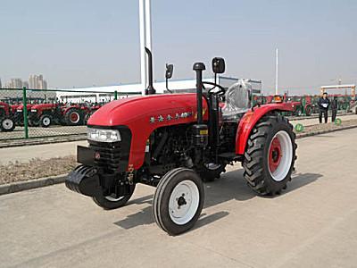 黄海金马400C轮式拖拉机